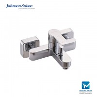 Johnson Suisse Trento Single lever wall-mounted bath shower mixer without shower kit