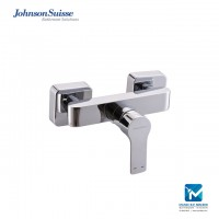 Johnson Suisse Trento Single lever wall-mounted shower mixer without shower kit