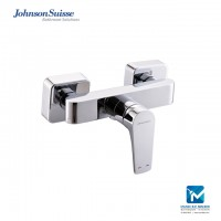 Johnson Suisse Misano Single lever wall-mounted shower mixer without shower kit