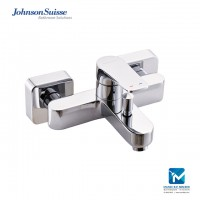 Johnson Suisse Misano Single lever wall-mounted bath shower mixer without shower kit