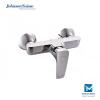 Johnson Suisse Felino Single lever wall-mounted shower mixer without shower kit