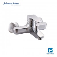 Johnson Suisse Felino Single lever wall-mounted bath shower mixer without shower kit
