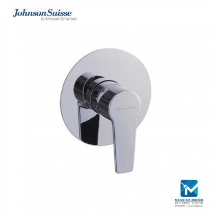 Johnson Suisse Turin Single lever concealed shower tap