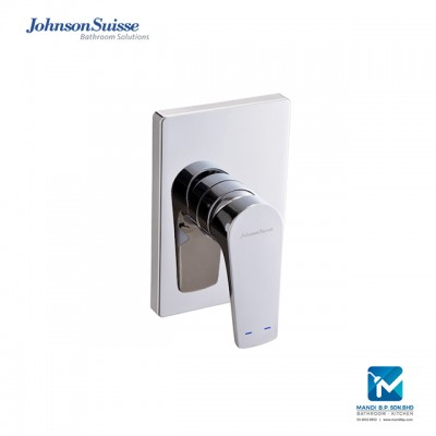 Johnson Suisse Misano Single level concealed shower tap