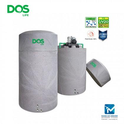 DOS Life Combac Nano Onground Water Tank (Natura) 1000L, 1500L & 2000L