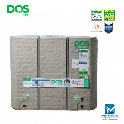DOS Life Combac Nano Onground Water Tank (Montblanc) 900Liter