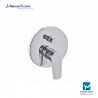 Johnson Suisse Milano Single lever concealed bath shower mixer