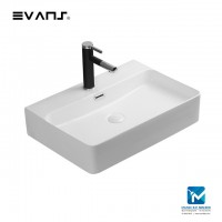 Evans Rectangular Countertop Basin EVAC1050