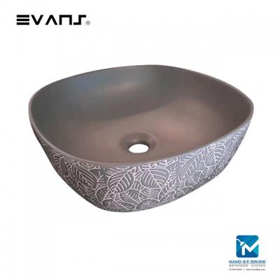 Evans Art Basin Countertop 1042