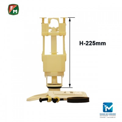 Flush Master FM 116-SB GBH Dual Flush Valve (225mm)