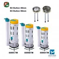 Flush Master 5089 ATM B2 B3 Dual Flush Valve (Dual, 48mm / 58mm)