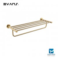 Evans Blattgold Double Bathroom Shelf