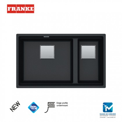 Franke Undermounted Granite Sink