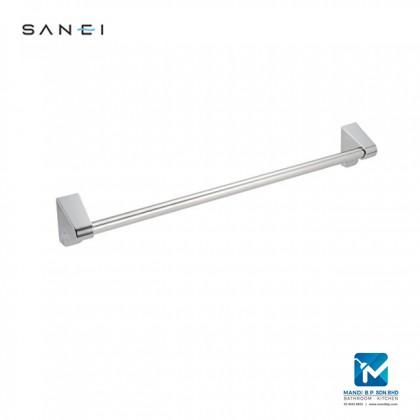 Sanei L Type Single Towel Hanger W531