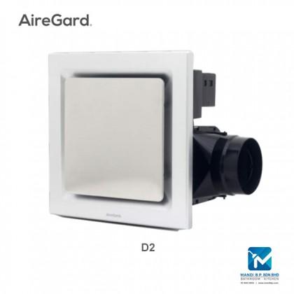 Airegard AE-120-D1/D2 Eko Series Ventilator