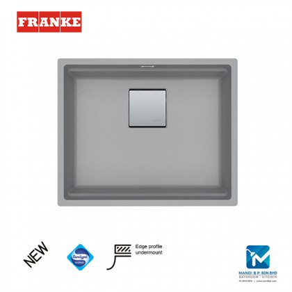 Franke Undermount Singel Bowl Granite Sink With R10 Edge