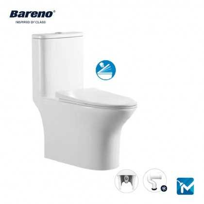 Bareno Rimless MAX Two Piece Washdown