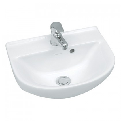 Johnson Suisse Windsor 410 Wall-hung Basin