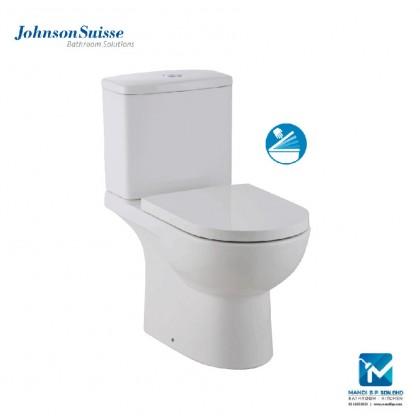 Johnson Suisse Terni Dual Outlet 4.5/3L Close Coupled WC