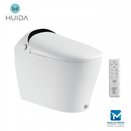 Huida One Piece Intelligent Toilet / Smart Toilet WC