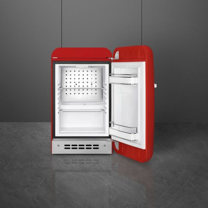Smeg 50's Retro Style Single Door Cooler/ Mini Refrigerator Mandibp / Kitchen