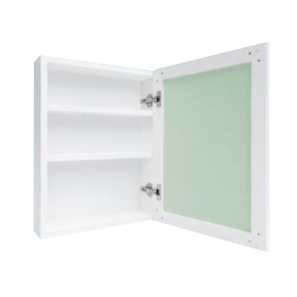 SBO Aluminium Mirror Cabinet (Basic)