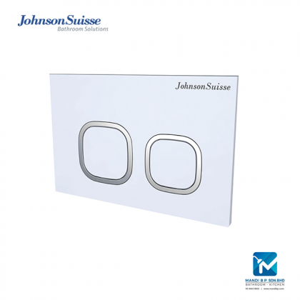 Johnson Suisse Concealed Cistern 6/3L (White)