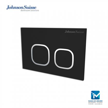 Johnson Suisse Concealed Cistern 6/3L (Black)