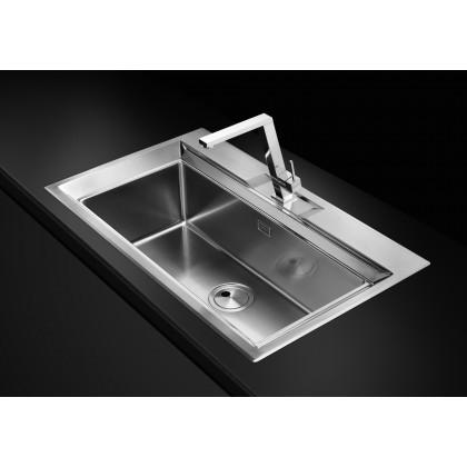 Foster FL Base, 304 Stainless steel Topmount Sink