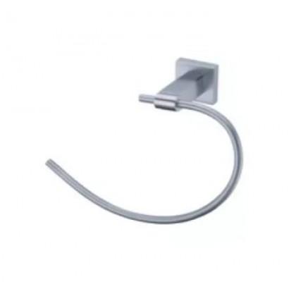 Bareno Towel Ring Matt Stainless Steel