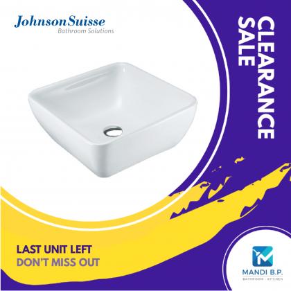 """""""Display Item"""" Johnson Suisse Mercury Countertop Basin"""