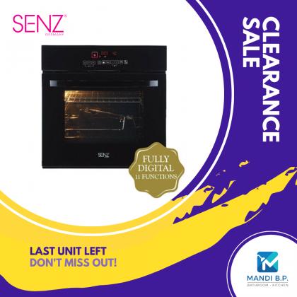 """ Clearance Sale "" SENZ Black MultiOven"