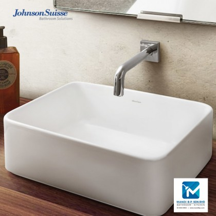 Johnson Suisse Celico Rectangular Countertop Basin