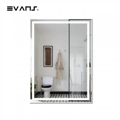 Evans LED Lighted Bathroom Mirror 450 X 600mm