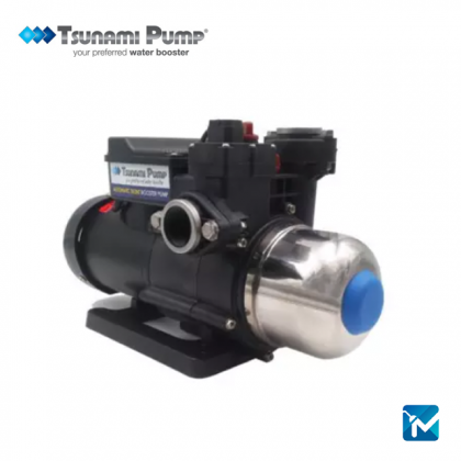Tsunami Soft 5 All-in-One Automatic Silent Booster Pump (1HP)