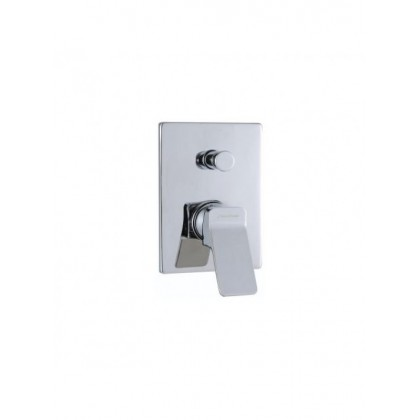 """""""Display Unit"""" Johnson Suisse Tirano Concealed Bath-shower Mixer with Diverter"""
