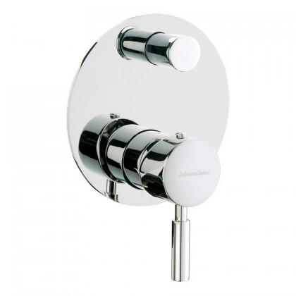 """Display Item"" Johnson Suisse Ferrara Concealed Bath-shower Mixer with diverter"