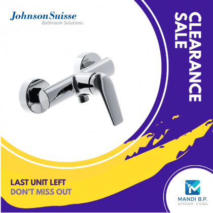 """""""Display Item"""" Johnson Suisse Tuscany Wall-mounted Shower Mixer"""
