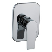 Johnson Suisse Messina Concealed Shower Mixer