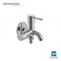 Johnson Suisse Trevi 2-way Bib Tap with Screw Collar