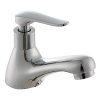 Johnson Suisse Fermo Basin Pillar Tap