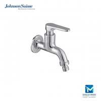 Johnson Suisse Fermo-N ½ inch washing machine tap with wall flange