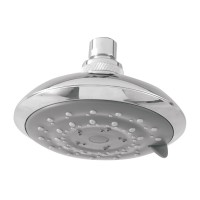 Johnson Suisse Wave Three Functions Fixed Shower Head
