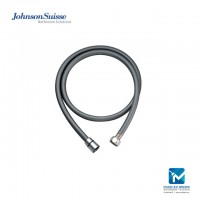 Johnson Suisse PVC Shower Hose in silver colour (1.5mm)