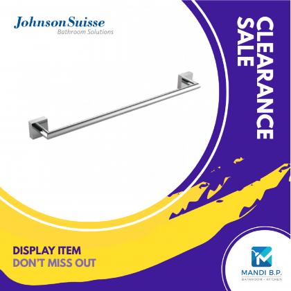 """Display Unit"" Johnson Suisse Rivoli Towel Bar 790mm"