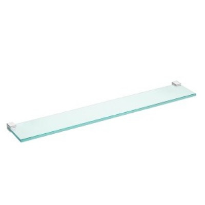 Johnson Suisse Design Glass Shelf 600mm