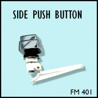 Flush Master FM 401 Side Push Button