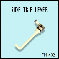 Flush Master FM 402 Side Trip Lever