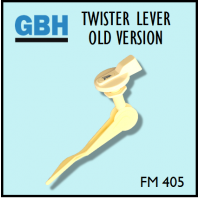 Flush Master FM 405 GBH Twister Lever (Old Version)