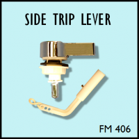 Flush Master FM 406 Side Trip Lever